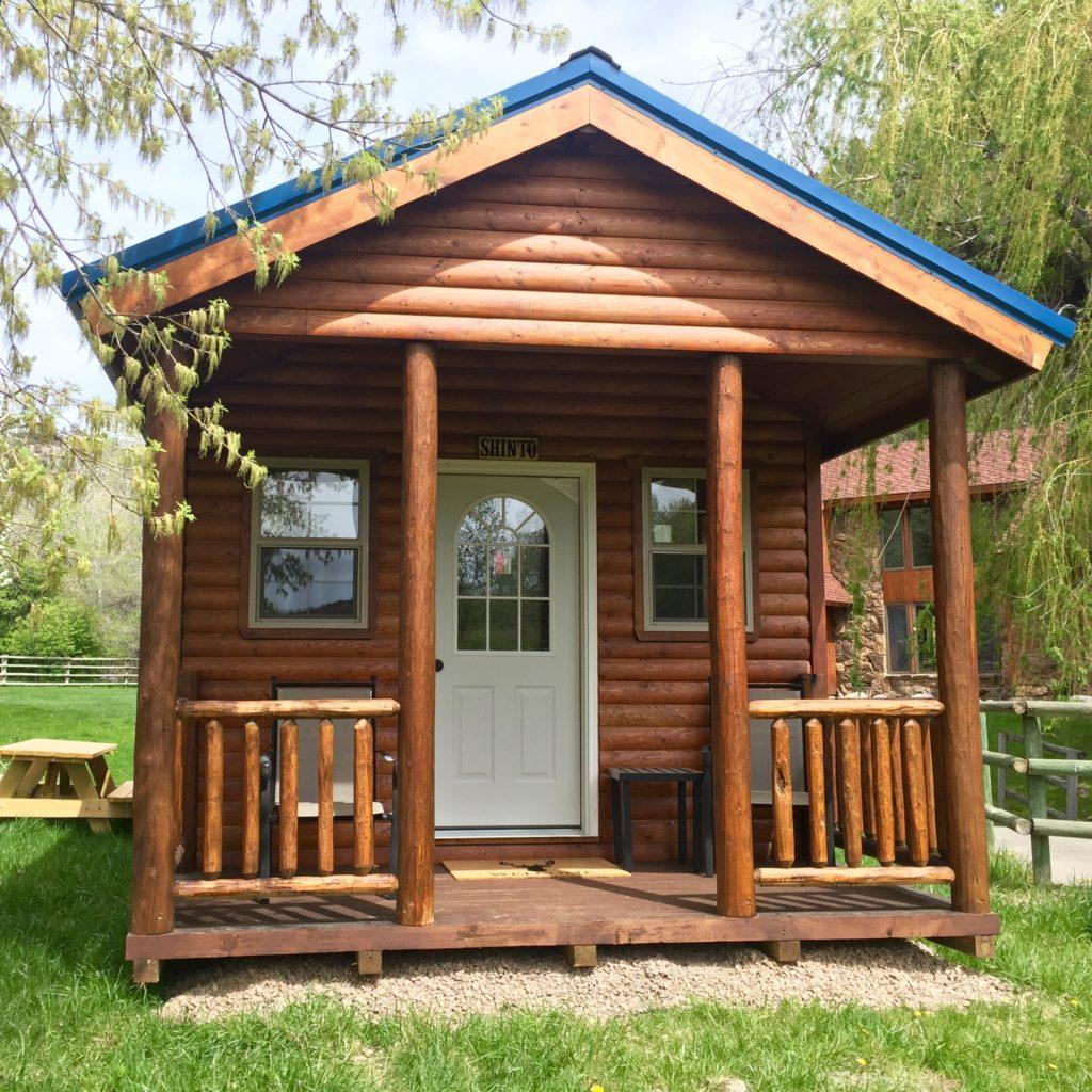 Shinto Cabin – Ten Sleep Rock Ranch